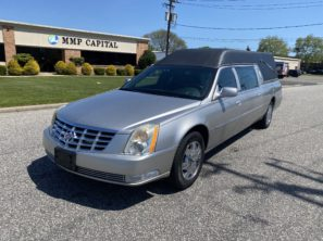 2007 CADILLAC FEDERAL FUNERAL HEARSE