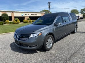 2018 LINCOLN FEDERAL FUNERAL HEARSE