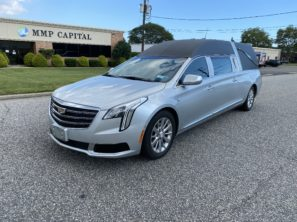 2018 CADILLAC FEDERAL FUNERAL HEARSE