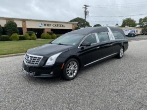 2015 CADILLAC S&S FUNERAL HEARSE