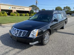 2011 CADILLAC SUPERIOR FUNERAL HEARSE