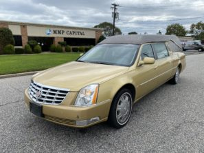 2008 CADILLAC S&S FUNERAL HEARSE