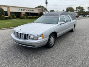 1997 CADILLAC USED FUNERAL HEARSE