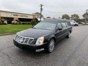 2006 CADILLAC SUPERIOR USED FUNERAL HEARSE