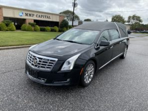 2015 CADILLAC ARMBRUSTER STAGEWAY FUNERAL HEARSE