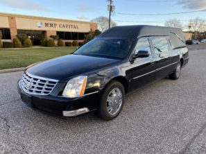 2006 CADILLAC FEDERAL FUNERAL HEARSE