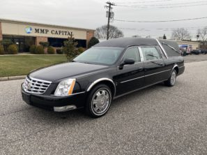 2010 CADILLAC EAGLE ULTIMATE FUNERAL HEARSE
