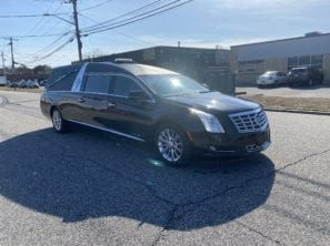 2014 CADILLAC S&S FUNERAL HEARSE