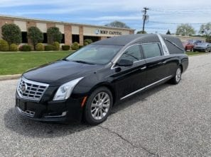 2014 CADILLAC SUPERIOR S&S FUNERAL HEARSE