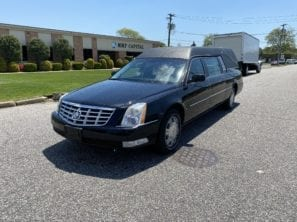 2009 CADILLAC SUPERIOR USED FUNERAL HEARSE