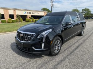 2021 CADILLAC XT5 HERITAGE FUNERAL HEARSE