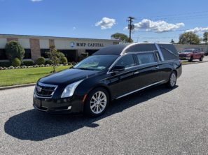 2016 CADILLAC FEDERAL FUNERAL HEARSE